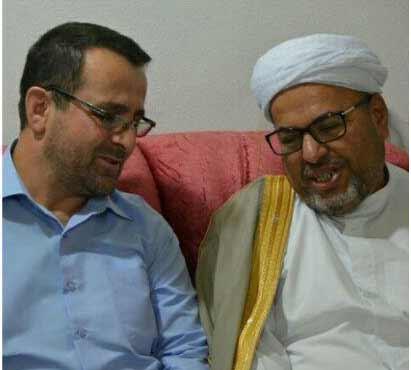 شیخ یعقوب شمس و سرهنگ جهانبخش