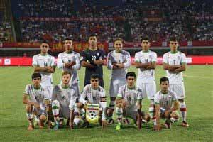 برنامه اردوی تیم ملی امید در کیش