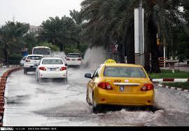 آب و هوای نامساعد ۲۲ و ۲۳ بهمن در کیش