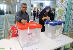 محل استقرار شعب اخذ رای یازدهمین دوره انتخابات مجلس در کیش
