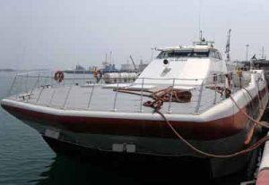 ترابری مسافر در بندر کیش ۱۱۴ درصد افزایش یافت/ خدمات رسانی به ۱۳۲ هزار نفر گردشگر دریایی