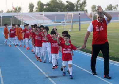 المپیاد استعدادهای برتر فوتبال کشور در کیش برگزار می شود