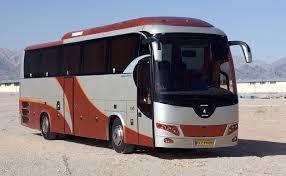 راه اندازی خط اتوبوس مسیر کیش به شیراز و بالعکس