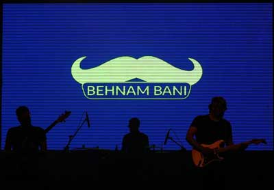 تصاویر کنسرت بهنام بانی در تالار شهر کیش