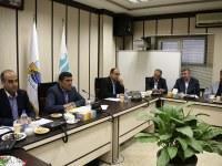 برگزاری دومین نشست مدیر عامل شرکت عمران، آب و خدمات منطقه آزاد کیش با شرکت های تبلیغاتی در کیش