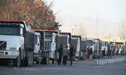 افزایش قیمت کرایه حمل بار تا ۲۰ درصد بار اعمال میشود/ دولت و مجلس درصدد حل مشکل کامیونداران
