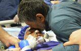 اهدای عضو سرباز مرگ مغزی شده به ٣ بیمار جان دوباره بخشید