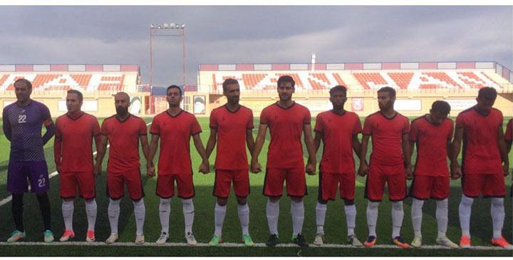 تیم فوتبال کیشوند جوان