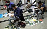 آزمون نظام مهندسی در کیش برگزار شد