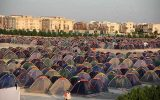 استقرار ۲۸ هزار و ۷۱۹ گردشگر در کمپهای نوروزی