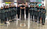 دختران امید کیش بر بلندای مسابقات هندبال کشور