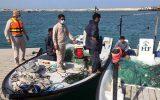 توقیف سه فروند قایق ماهیگیری غیرمجاز در آبهای حوزه کیش