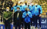 سومی دانشگاه آزاد در لیگ برتر با کمک شمشیربازان کیش