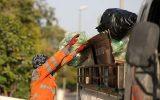 جمع آوری روزانه ١٣٠ هزار کیلو پسماند در جزیره کیش